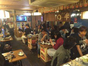ร้านอาหารในญี่ปุ่น