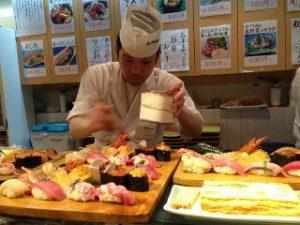 ร้านอาหารในโตเกียว