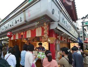 5ร้านขนมโบราณญี่ปุ่น