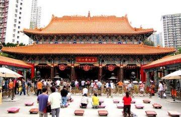 แลนด์มาร์คฮ่องกง หนึ่งในประเทศ ที่มีสถานที่ท่องเที่ยวสวยงาม