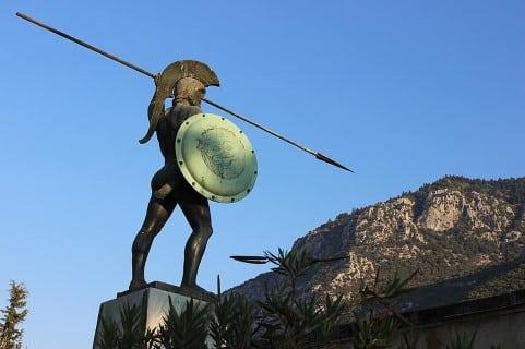 ท่องเที่ยว สปาร์ตาร์ ประเทศกรีซ สถานที่ทางประวัติศาสตร์ ที่ต้องไปสักครั้งในชีวิต